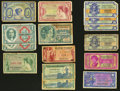 Military Payment Certificates:Series 692, One MPC Replacement and More.. ... (Total: 39 notes)