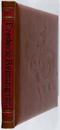 Books:Art & Architecture, Peter H. Hassrick. Frederic Remington: Paintings, Drawings, and Sculpture. Abrams, 1973. Limited to 350 numbered a...