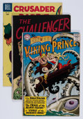 Golden Age (1938-1955):Miscellaneous, Miscellaneous Golden to Silver Age Comics Group (Various Publishers, 1945-64) Condition: Average VG.... (Total: 9 Comic Books)