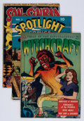 Golden Age (1938-1955):Miscellaneous, Miscellaneous Golden Age Comics Group (Various Publishers, 1945-53) Condition: Average GD.... (Total: 7 Items)