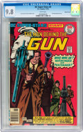 Bronze Age (1970-1979):Miscellaneous, DC Super-Stars #9 The Man Behind the Gun - Western Penn pedigree(DC, 1976) CGC NM/MT 9.8 White pages....