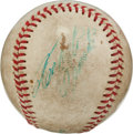 Autographs:Baseballs, 1966 Roberto Clemente Single Signed Baseball....