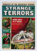 Golden Age (1938-1955):Horror, Strange Terrors #2 (St. John, 1952) Condition: FN+....