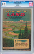 Bronze Age (1970-1979):Miscellaneous, The Story of Land #nn (Soil Conservation Society, 1971) CGC VF+ 8.5Off-white pages....