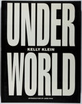 Books:Photography, Anne Rice [introduction]. Kelly Klein. Under World. Knopf, 1995. First edition, first printing. Fine....