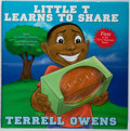 Books:Children's Books, [Football]. Terrell Owens. SIGNED. Little T Learns to Share.Benbella, 2006. First edition, first printing. Signed...