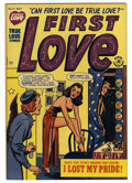 Golden Age (1938-1955):Romance, First Love Illustrated #12 (Harvey, 1951) Condition: VF-....