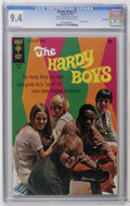 Bronze Age (1970-1979):Miscellaneous, Hardy Boys #2 File Copy (Gold Key, 1970) CGC NM 9.4 Off-white towhite pages. Photo cover. Highest CGC grade for this issue....