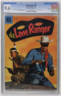 Golden Age (1938-1955):Western, Lone Ranger File Copies CGC Group (Dell/Gold Key, 1950-67). Issuesinclude #23 in CGC VF- 7.5, 27 in CGC VF+ 8.5, 28... (Total: 11Comic Books)
