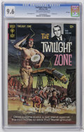 Silver Age (1956-1969):Horror, Twilight Zone #25 File Copy (Gold Key, 1968) CGC NM+ 9.6 Off-whiteto white pages. Painted cover. Reed Crandall and Alex Tot...