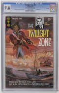 Silver Age (1956-1969):Horror, Twilight Zone #29 File Copy (Gold Key, 1969) CGC NM+ 9.6 Off-whiteto white pages. Painted cover. Joe Orlando art. Overstree...