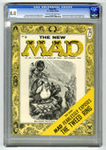 Magazines:Mad, Mad #25 (EC, 1955) CGC VF 8.0 Cream to off-white pages. Al Jaffee's debut as a regular writer for the magazine. Jackie Gleas...