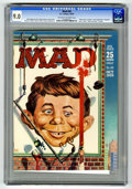 """Magazines:Mad, Mad #50 (EC, 1959) CGC VF/NM 9.0 Off-white to white pages. """"PeterGunn"""" parody. Kelly Freas cover. Mort Drucker, Don Martin,..."""