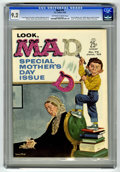 Magazines:Mad, Mad #79 (EC, 1963) CGC NM- 9.2 Off-white to white pages. Mother'sDay cover by Norman Mingo parodies James McNeill Whistler'...