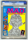 Magazines:Humor, Mad Special #88 (EC, 1993) CGC NM+ 9.6 White pages. Includespull-out poster. David Russo cover. Collector's Series #5, prin...