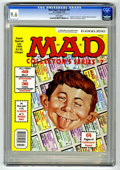 Magazines:Humor, Mad Super Special #94 (EC, 1994) CGC NM+ 9.6 White pages. IncludesMad sweepstakes stickers and postage stamps. Collecto...