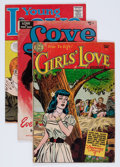 Silver Age (1956-1969):Romance, Comic Books - Assorted Romance Group (Various Publishers, 1951-73)Condition: Average GD/VG.... (Total: 23 Comic Books)