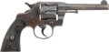 Handguns:Double Action Revolver, Historic Colt Army Special Double Action Revolver Belonging to East Chicago Police Captain Timothy O'Neil Who Claimed Credit f... (Total: 2 Items)