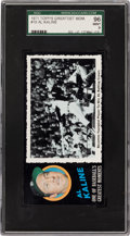 Baseball Cards:Singles (1970-Now), 1971 Topps Greatest Moments Al Kaline #19 SGC 96 Mint 9 - Pop One, None Higher!...