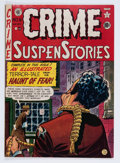 Golden Age (1938-1955):Crime, Crime SuspenStories #6 (EC, 1951) Condition: VG+....