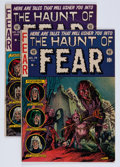 Golden Age (1938-1955):Horror, Haunt of Fear #14 and 19 Group (EC, 1952-53).... (Total: 2 Items)