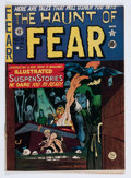 Golden Age (1938-1955):Horror, Haunt of Fear #15 (#1) (EC, 1950) Condition: VG-....