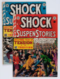 Golden Age (1938-1955):Horror, Shock SuspenStories #2 and 3 Group (EC, 1952).... (Total: 2 Items)