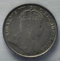 Canada: Edward VII 5 Cents 1902 Large H, KM9, MS64 ICCS. Fully lustrous and brilliant with a nice strike and a touch of...