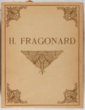 Books:Art & Architecture, [H. Fragonard, subject]. George Grappe. H. Fragonard. Peintre de l'Amour au XVIIe Siècle. L'Edition d'Art, [1913...