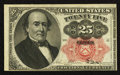 Fractional Currency:Fifth Issue, Fr. 1308 25¢ Fifth Issue New.. ...