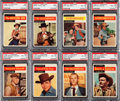 "Non-Sport Cards:Sets, 1958 Topps ""TV Westerns"" Mid To High Grade Complete Set (71). ..."