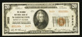 National Bank Notes:District of Columbia, Washington, DC - $20 1929 Ty. 2 The Columbia NB Ch. # 3625. ...