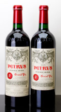Red Bordeaux, Chateau Petrus 2005 . Pomerol. Bottle (2). ... (Total: 2Btls. )