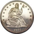 Proof Seated Half Dollars, 1877 50C PR66 Cameo PCGS....