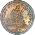 Proof Seated Quarters, 1876 25C PR66 PCGS Secure. CAC....