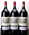 Red Bordeaux, Chateau Lafite Rothschild 1998 . Pauillac. Magnum (3). ...(Total: 3 Mags. )