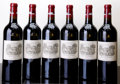 Red Bordeaux, Chateau Lafite Rothschild 2005 . Pauillac. owc. Bottle (6). ... (Total: 6 Btls. )