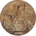 Miscellaneous Collectibles:General, 1906 Athens Summer Olympic Games Participation Medal....