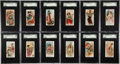"Non-Sport Cards:Sets, 1890 N80 Duke ""Holidays"" Near Set (48/50) - A Matching BrandAssembly. ..."