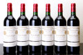 Red Bordeaux, Chateau Cheval Blanc 1998 . St. Emilion. 2lbsl, 2bsl, 3lscl. Bottle (6). ... (Total: 6 Btls. )