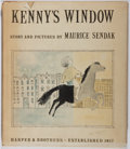 Books:Children's Books, Maurice Sendak. Kenny's Window. Harper & Brothers,Publishers, 1956. First edition or early printing. Illustrate...
