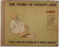 Books:Children's Books, E. Boyd Smith. The Story of Noah's Ark. Houghton MifflinCompany, 1917. Later printing. Illustrated by the autho...