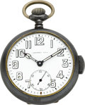 Timepieces:Pocket (post 1900), Tiffany & Co. Minute Repeater Made By Wittnauer & Co.,circa 1910. ...