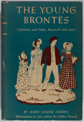 Books:Biography & Memoir, Mary Louise Jarden. The Young Brontës. Charlotte and Emily,Bramwell and Anne. The Viking Press, 1944. Third pri...