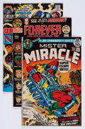 Bronze Age (1970-1979):Miscellaneous, DC Bronze Age Jack Kirby Related Comics Group (DC, 1971-77)Condition: Average GD.... (Total: 21 Comic Books)