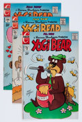 Bronze Age (1970-1979):Cartoon Character, Yogi Bear File Copies Group (Charlton, 1972-76) Condition: AverageVF/NM.... (Total: 17 Comic Books)