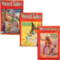 Pulps:Horror, Weird Tales Group (Popular Fiction, 1928-29).... (Total: 3 Items)