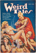 Pulps:Horror, Weird Tales - July '33 (Popular Fiction, 1933) Condition: VG....