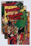 Golden Age (1938-1955):Miscellaneous, Treasure Chest Group (George A. Pflaum, 1950-58) Condition: Average VG-.... (Total: 23 Items)