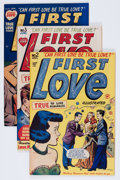 Golden Age (1938-1955):Romance, First Love Illustrated File Copies Group (Harvey, 1949-63)Condition: Average VF.... (Total: 79 Comic Books)